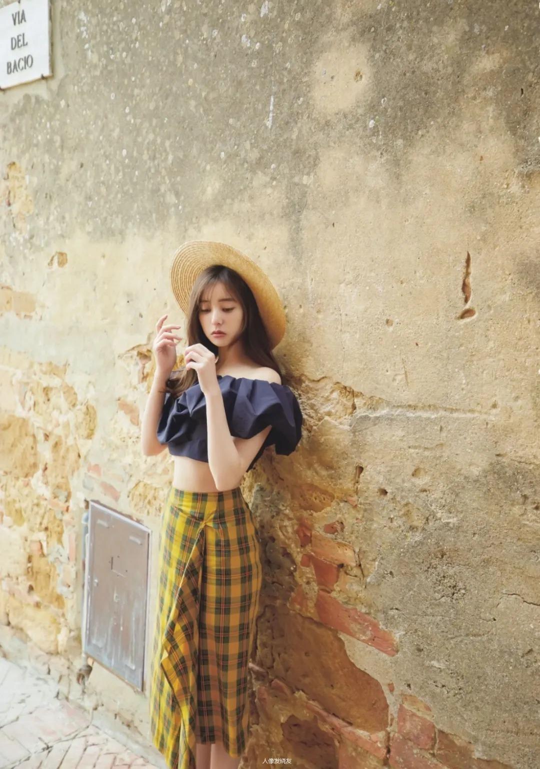 不折不扣的邻家系女神新木优子写真作品 (109)