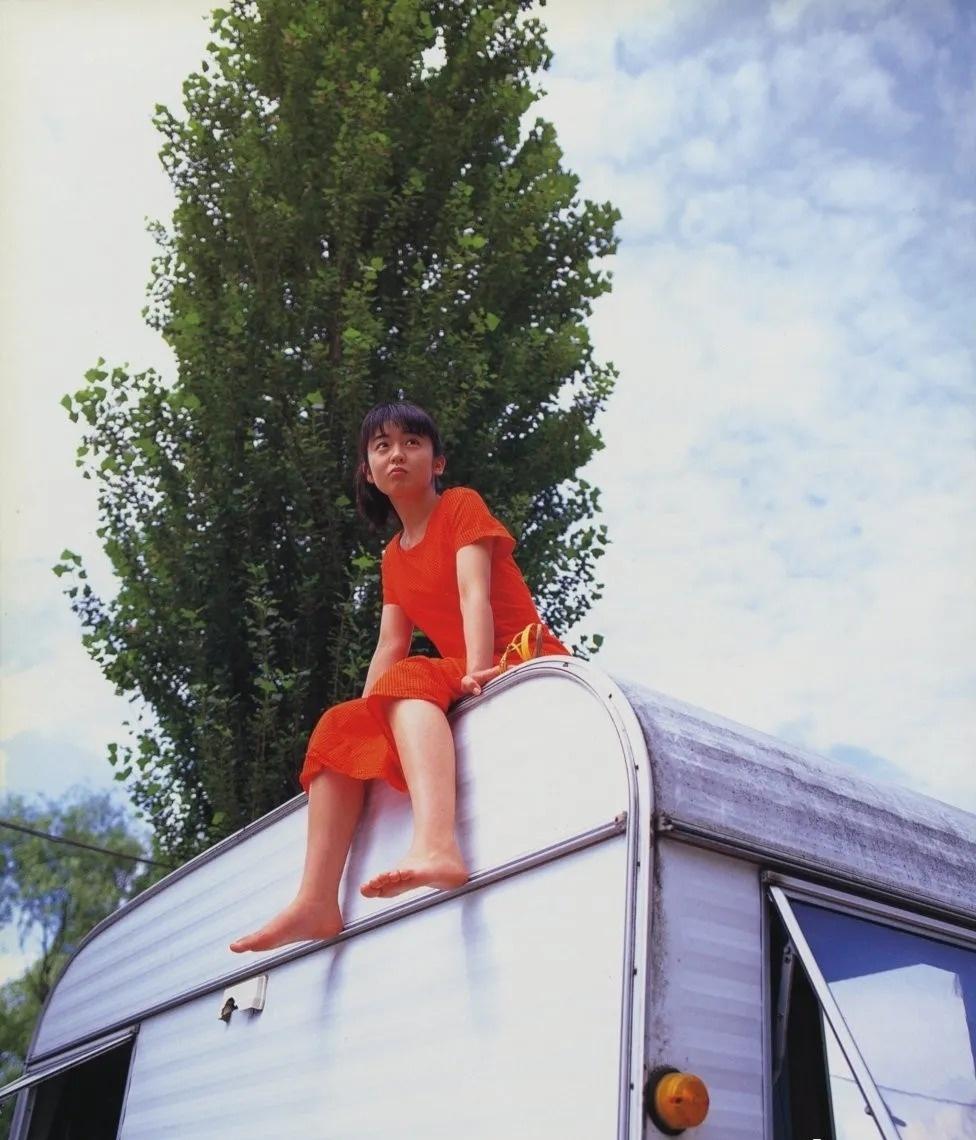 清纯玉女17岁情书中的酒井美纪写真作品 (20)