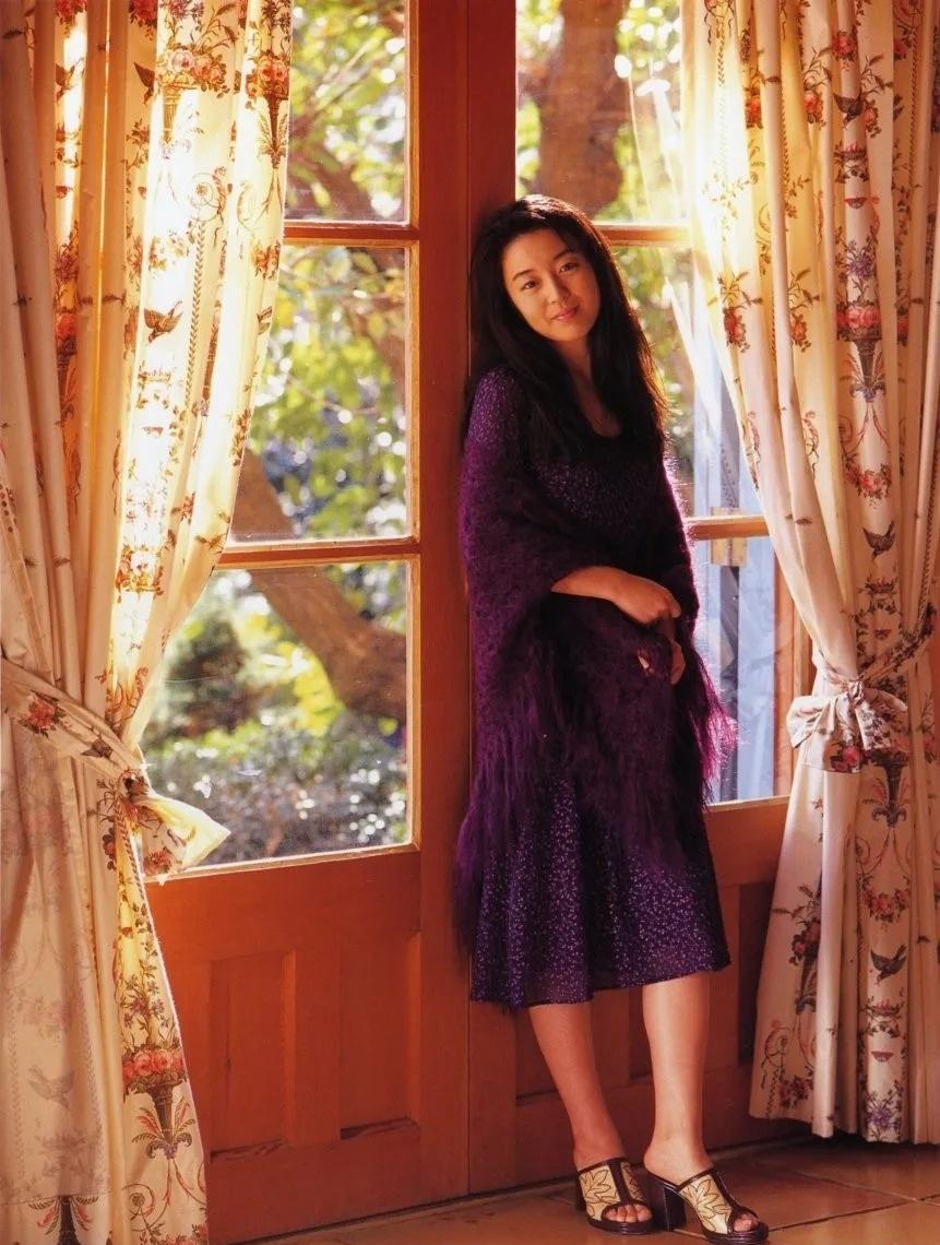 清纯玉女17岁情书中的酒井美纪写真作品 (46)
