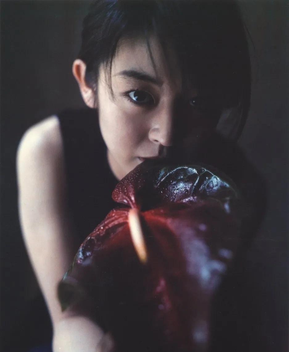 清纯玉女17岁情书中的酒井美纪写真作品 (61)