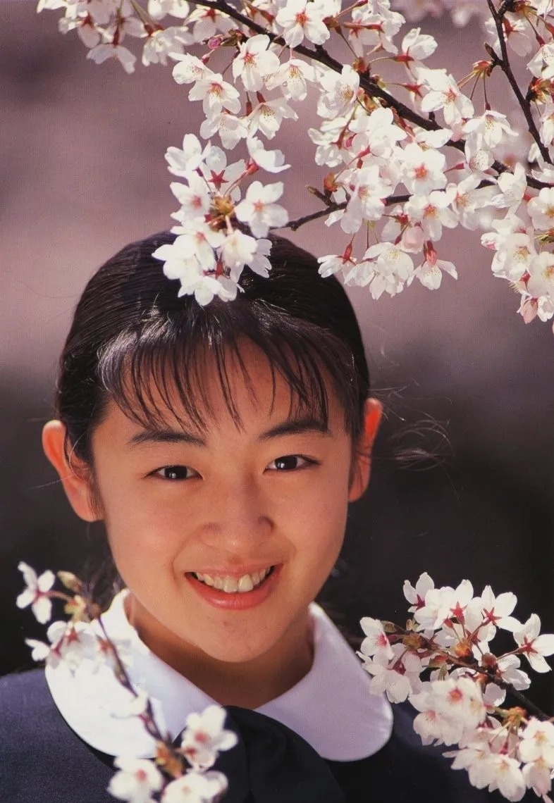 清纯玉女17岁情书中的酒井美纪写真作品 (110)
