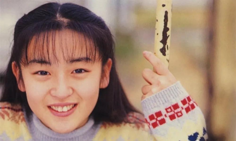 清纯玉女17岁情书中的酒井美纪写真作品 (124)
