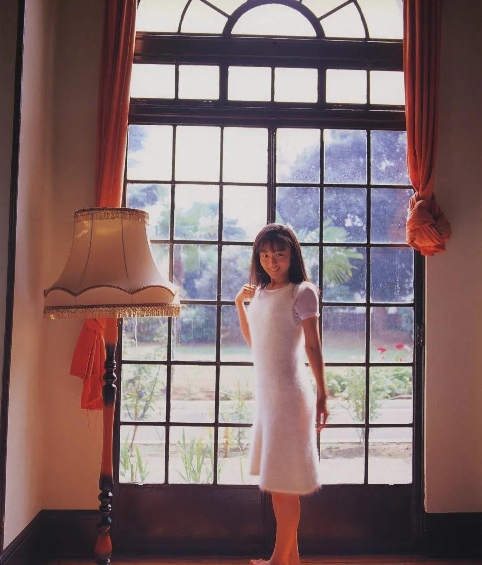清纯玉女17岁情书中的酒井美纪写真作品 (149)