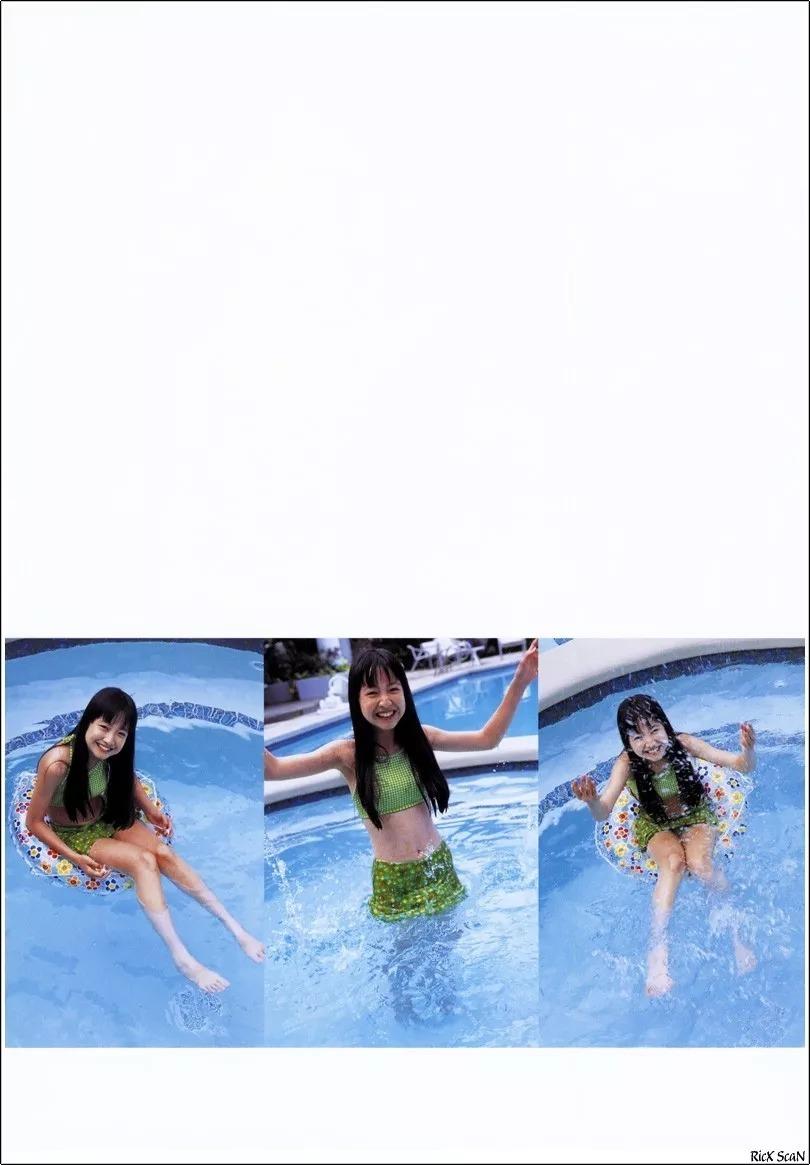 形象纯过蒸馏水的黑川智花《少女觉醒》的写真作品 (37)