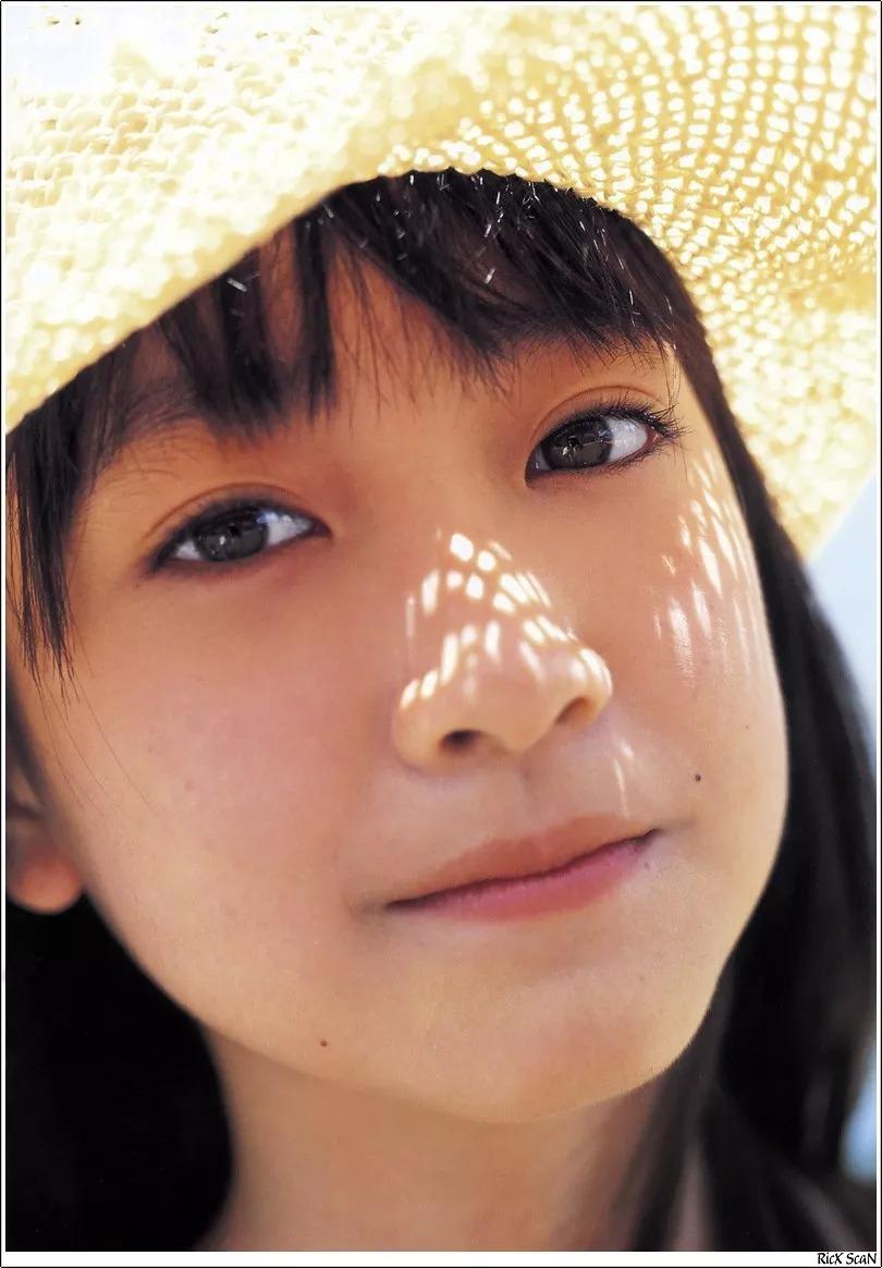 形象纯过蒸馏水的黑川智花《少女觉醒》的写真作品 (79)