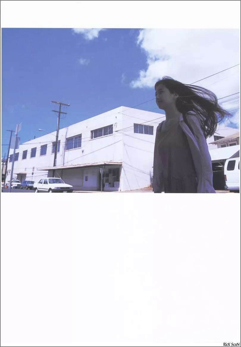 形象纯过蒸馏水的黑川智花《少女觉醒》的写真作品 (104)