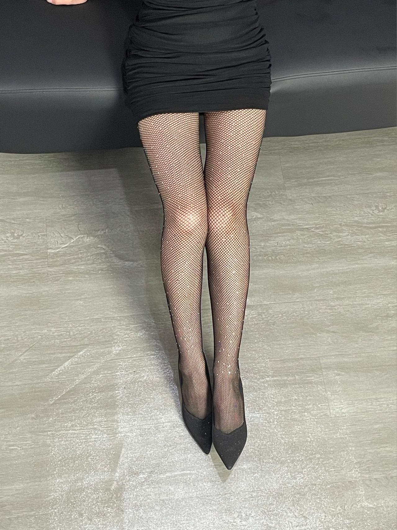 这样的丝腿在你们眼里什么水平?