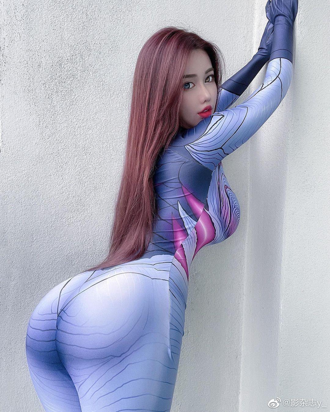 大马网红 JENNA 周甄娜 第1张
