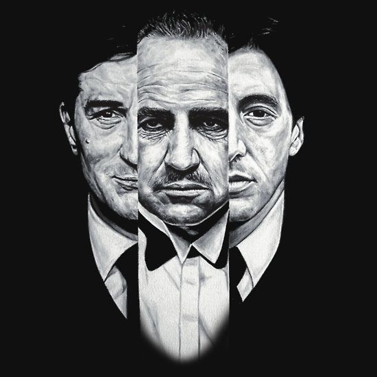 <span style='color:#ff0000;font-size:14px;'>[9.3 分]</span> 教父 The Godfather 三部曲 插图