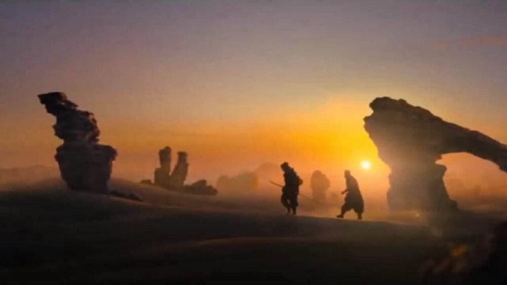 《征途》:线上游戏改编的电影,就看特效吧!-MP4吧