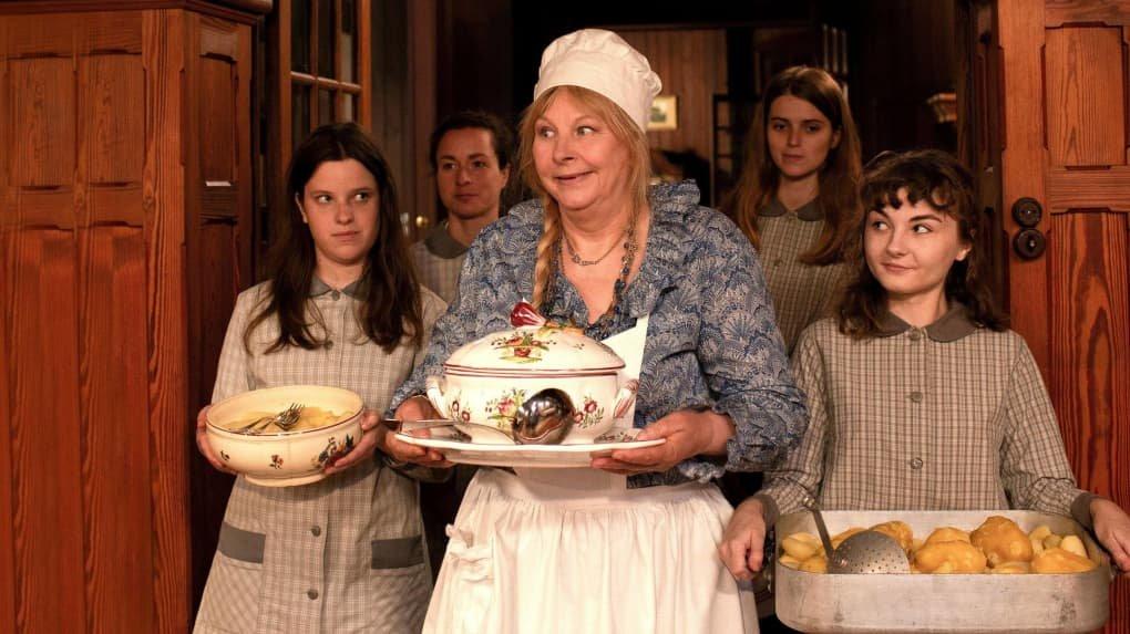 【电影心得】La bonne épouse 完美娇妻养成班How to be a good wife-MP4吧