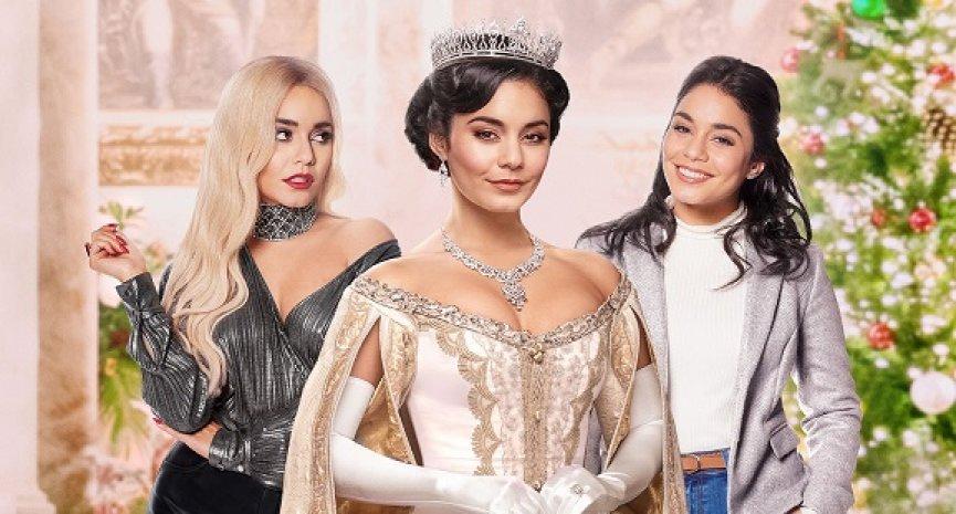 Netflix《公主闹双包:变身计画》预告上线!凡妮莎哈金斯遇上派对女孩分身-MP4吧