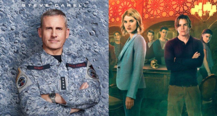 Netflix续订《太空部队》第二季!取消超自然恐怖影集《黑秩序》-MP4吧
