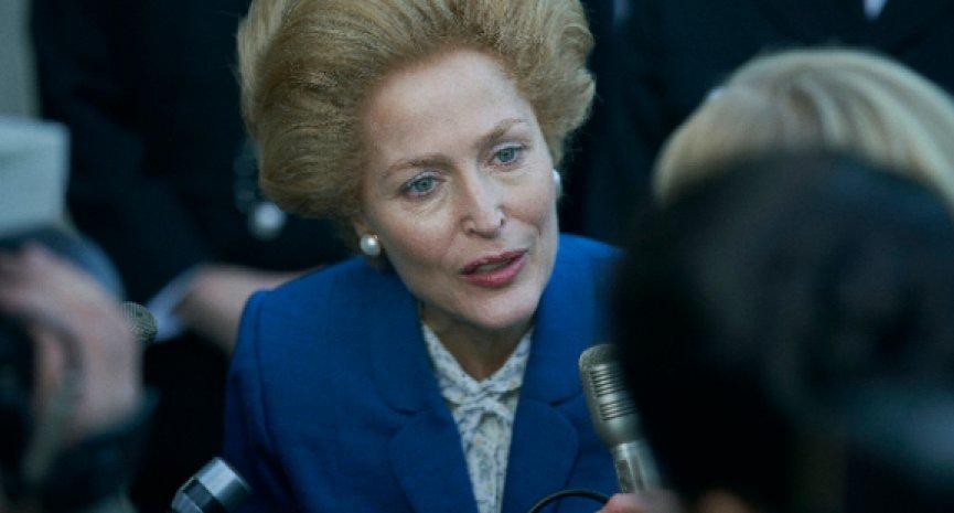 '高度还原「铁娘子」!《王冠》吉莉安德森谈诠释柴契尔夫人要点'的缩略图