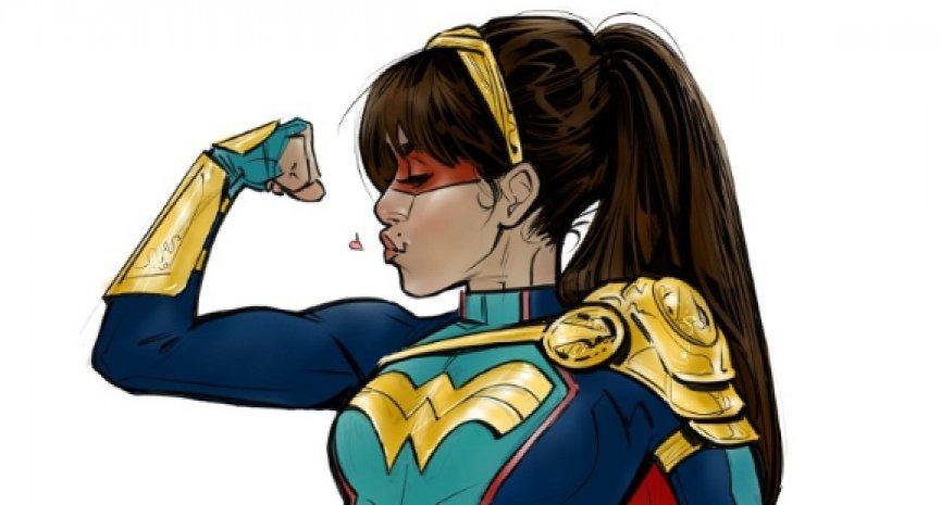 CW开发《Wonder Girl》美剧!揭开巴西裔「神力女超人」起源-MP4吧