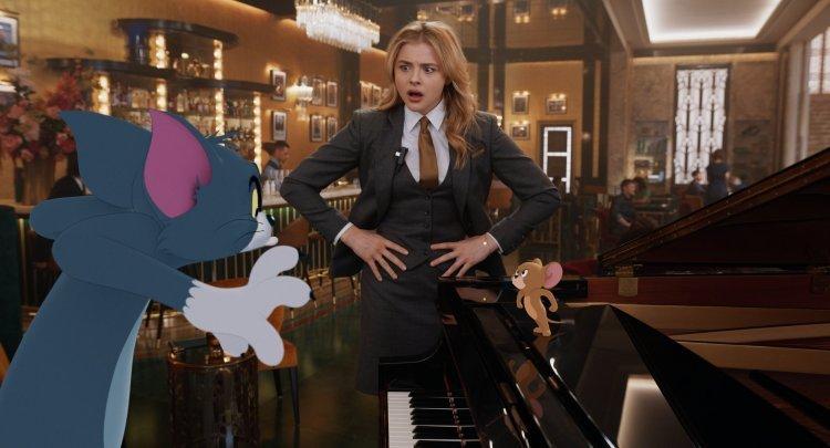 欢喜冤家《汤姆猫与杰利鼠》回来了!全新电影预告正式曝光,遇上「超杀女」克萝伊摩蕾兹、「老周」郑肯大银幕继续相爱相杀-MP4吧