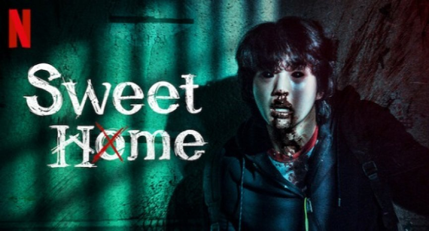 网漫神作改编!Netflix惊悚韩剧《Sweet Home》首曝前导预告-MP4吧