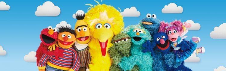 大鸟、艾蒙、饼干怪兽等伙伴都来了!《芝麻街》全新第五十一季&动画特别篇《芝麻街:故事结局的怪兽》独家于HBO GO 上线播出-MP4吧
