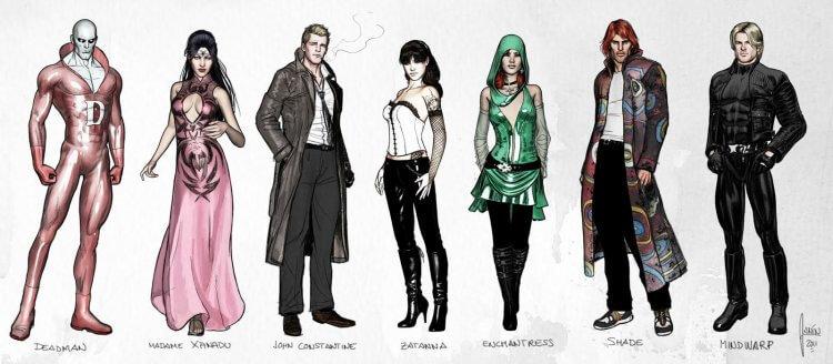 《康斯坦汀:驱魔神探》设定其实与原作不像!「康斯坦汀」于DC 漫画的幕后发展史-MP4吧