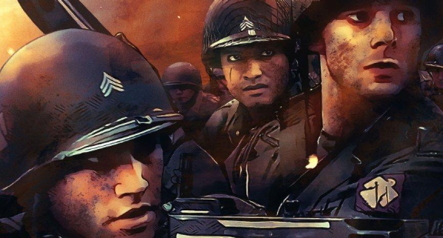 Netflix首部混合实拍动画影集!《解放者:欧陆决战500 天》团队解析VFX幕后制作-MP4吧