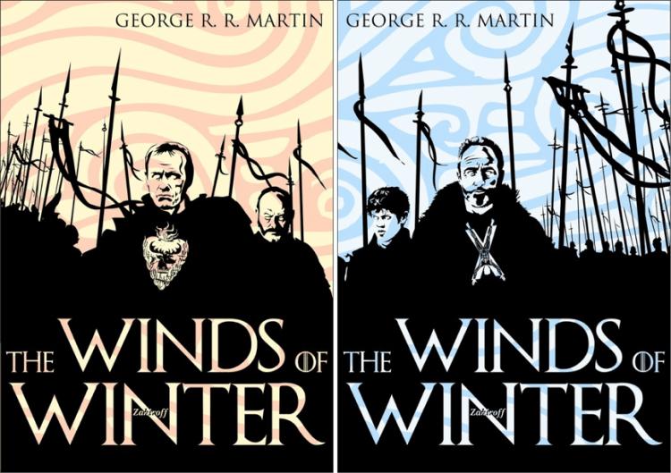 对!又拖稿一年!《冰与火之歌》大神作者乔治RR 马汀还是没写出《凛冬的寒风》(你早就猜到了)-MP4吧