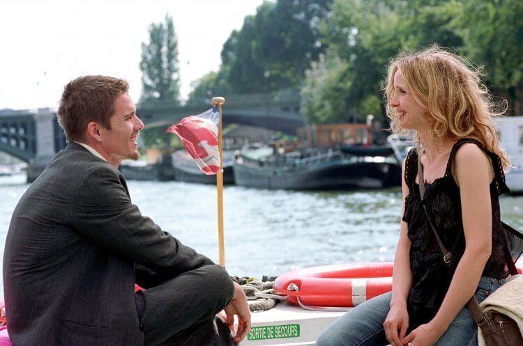 超感人爱情! 电影《爱在黎明破晓时》《爱在日落巴黎时》12/4 起经典重映-MP4吧