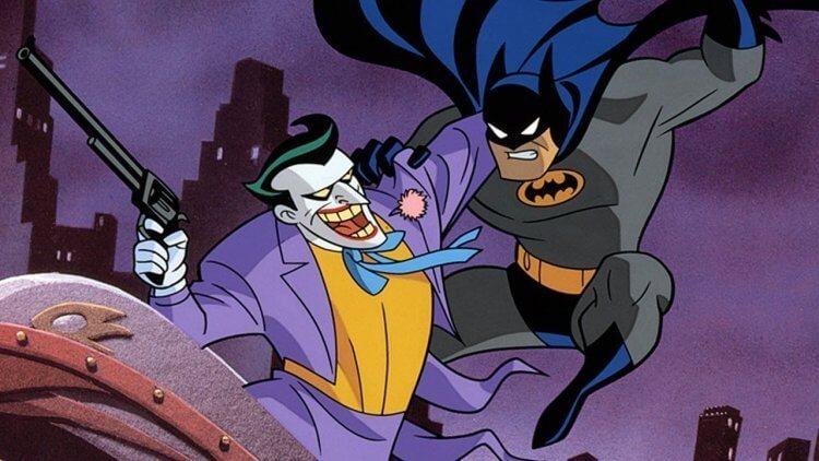 90 年代最棒动画《蝙蝠侠:动画系列》魅力何在? 八大特点一次解析-MP4吧