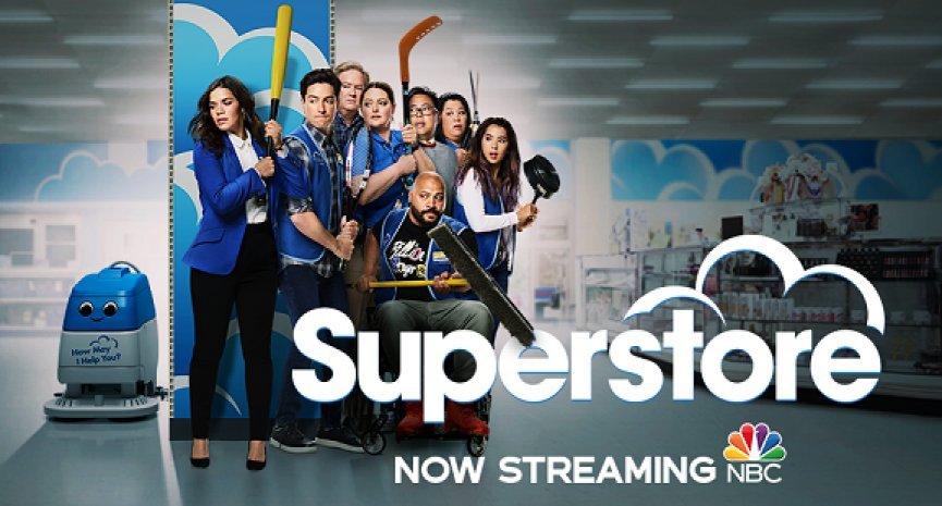《爆笑超市》正式歇业!NBC喜剧影集六季完结-MP4吧
