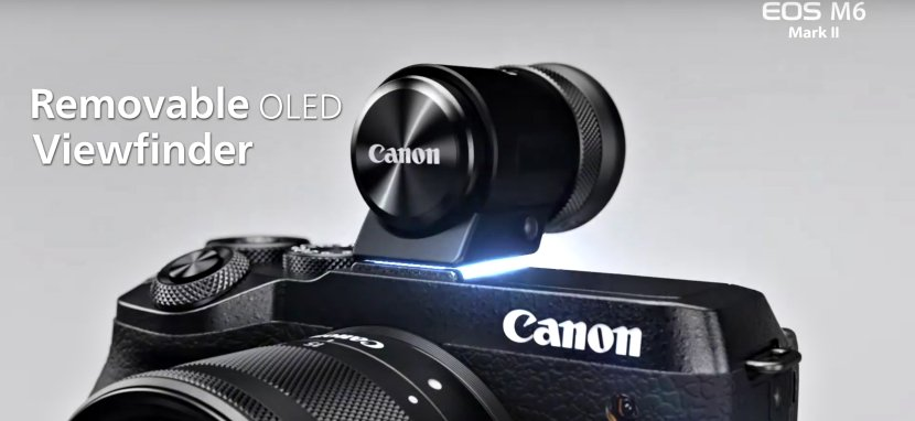 0087Izpsly4gqw49xpzrij30n20amn0p 佳能Canon新机90D及M6 Mark II宣传片曝光,后者可拆式EVF受到注目