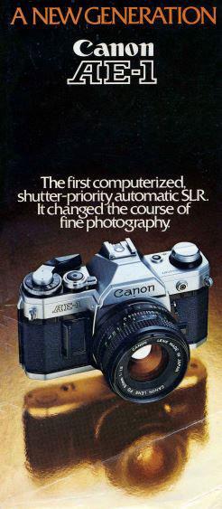 0087Izpsly4guke5ckd29j606u0fndgn02 Canon AE 1 被日本国立科学博物馆选定为今年「未来技术遗产」