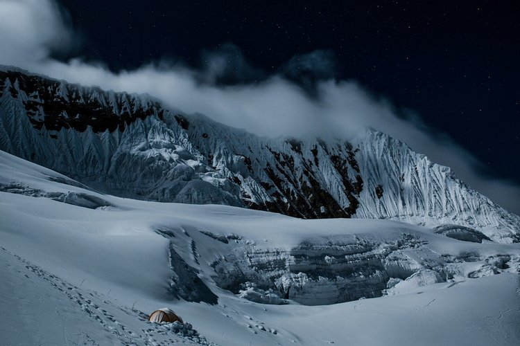 0087Izpsly4gurc5awgkoj60ku0dwjt102 明月照耀喜马拉雅山,网民:能感受空气的冷