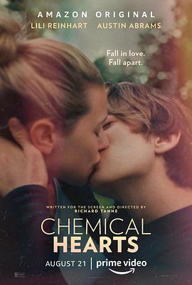 化学心脏的海报
