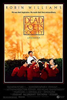 死亡诗社的海报