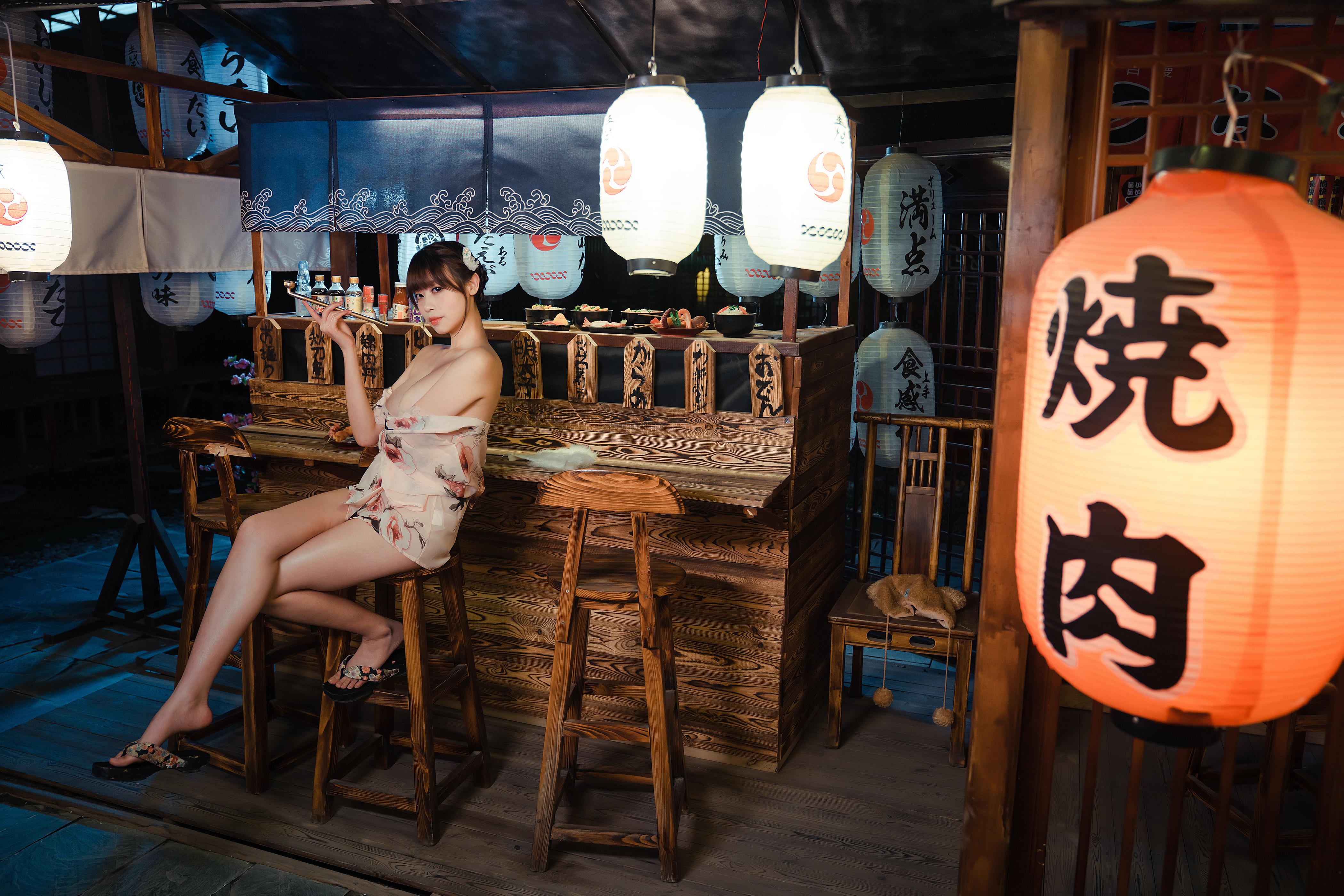 奈汐酱nice 老板娘4.0 私房写真作品在线看-觅爱图
