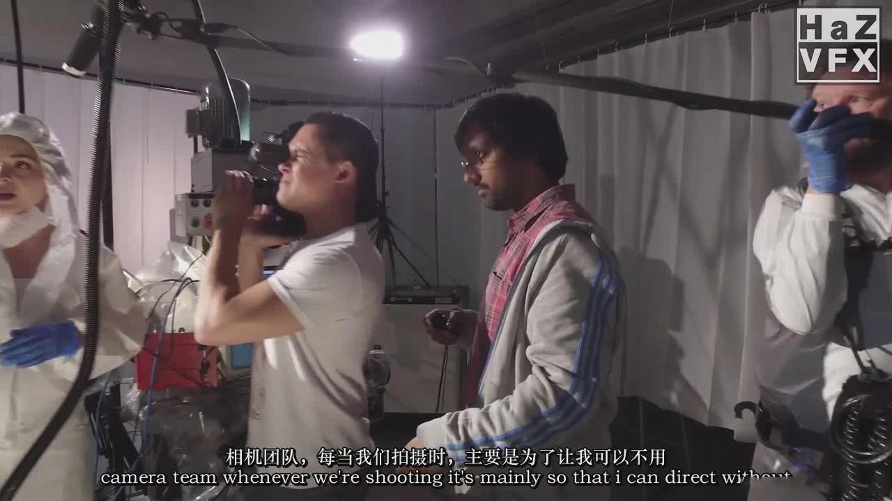 摄影教程_Hasraf_HaZ Dulull 的科幻电影摄制教程-中英字幕 摄影教程 _预览图4