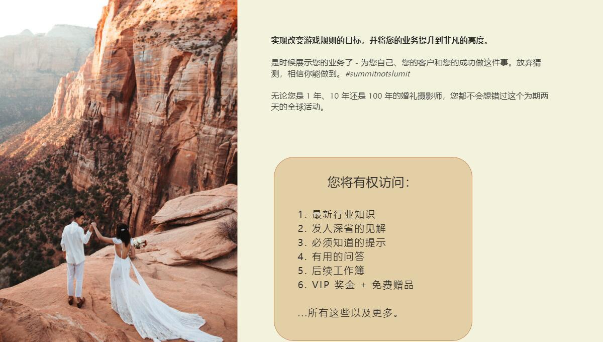 摄影教程_Jai Long – 2021年13位顶级婚礼摄影师婚纱摄影峰会-中英字幕 摄影教程 _预览图3