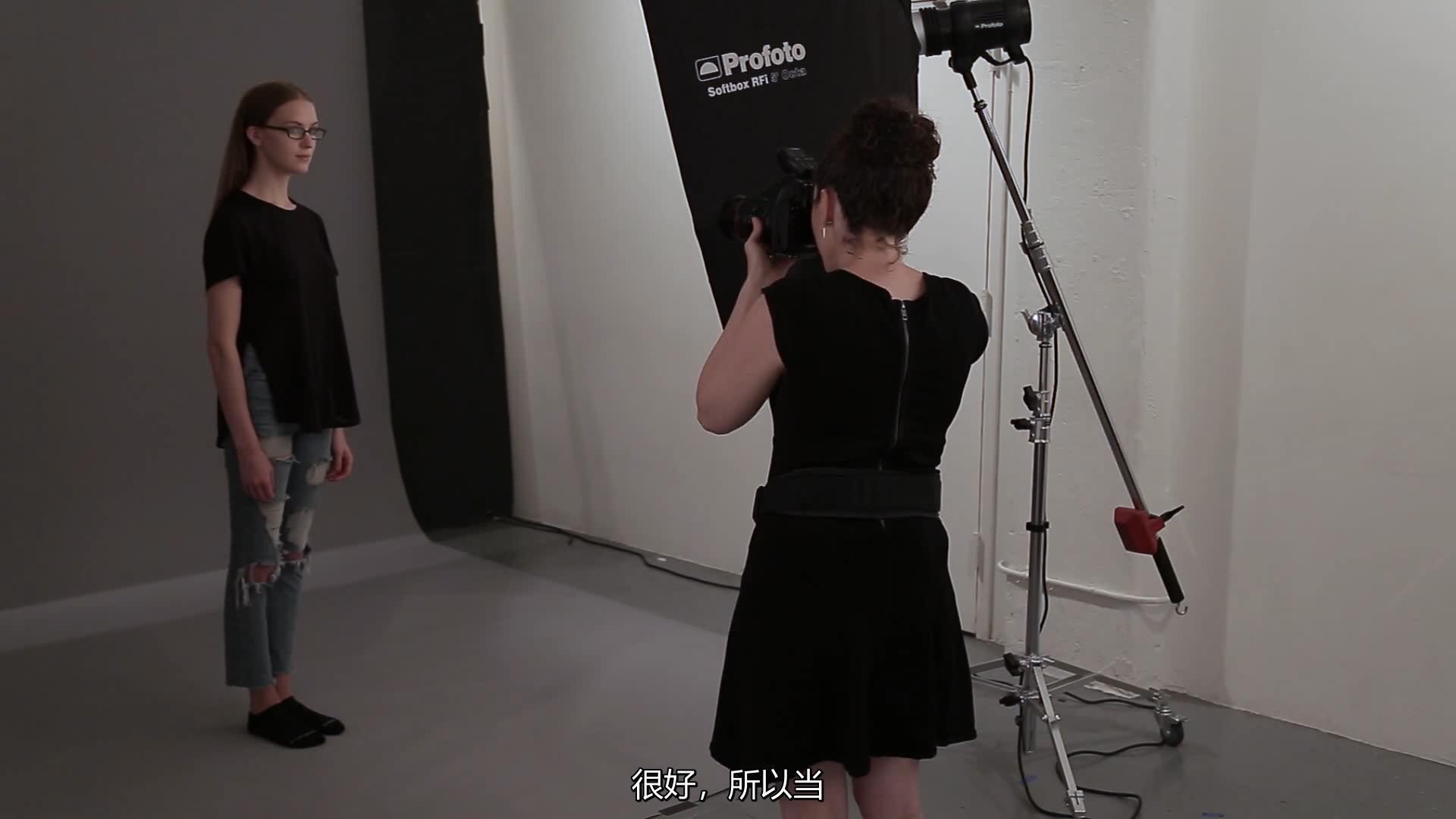 摄影教程_Lindsay Adler为期10周的工作室棚拍布光大师班教程-中文字幕 摄影教程 _预览图33