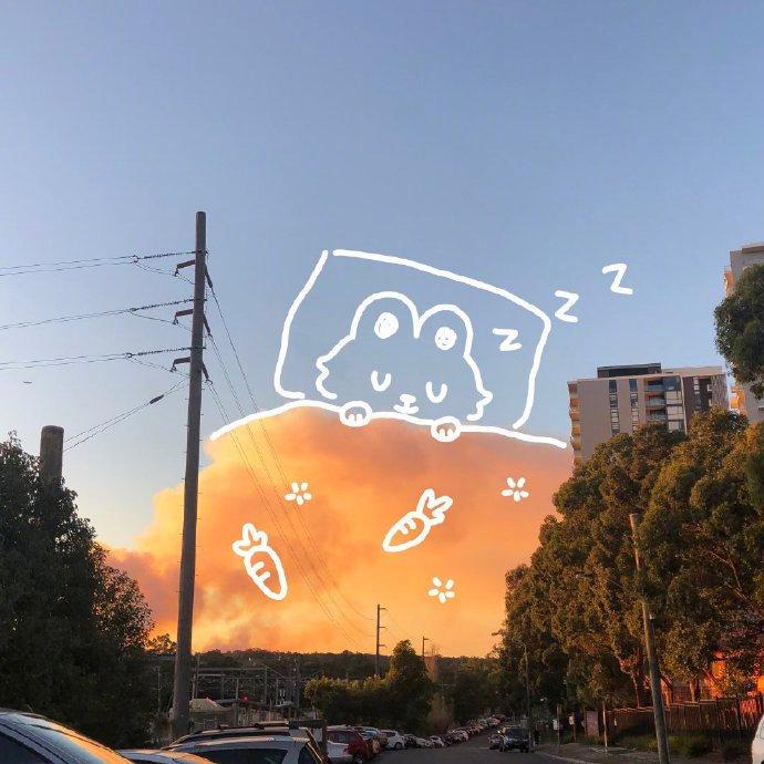 今天的云和你一样可爱! 第9张