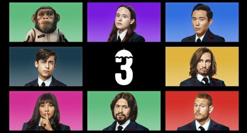 准备迎接「麻雀学院」成员!Netflix正式续订《雨伞学院》第三季-MP4吧