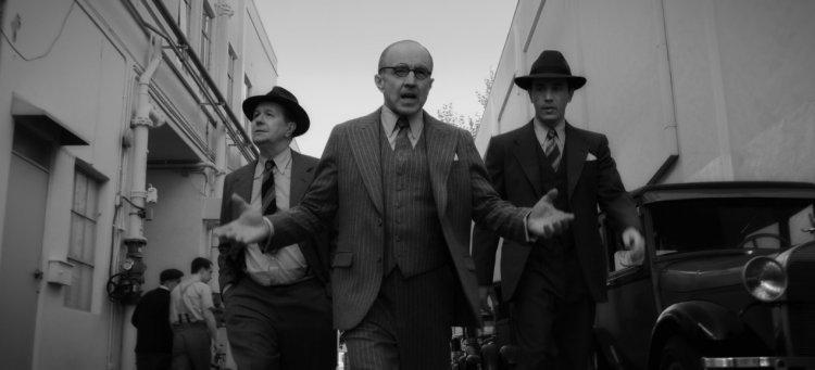 一场戏拍超过100 次!大卫芬奇拍摄《曼克》的「重复」幕后,连盖瑞欧德曼也难逃-MP4吧