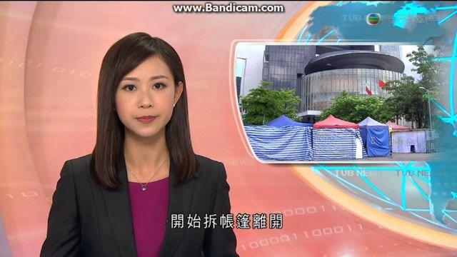 TVB新闻女主播大盘点,这5位美女女播你最喜欢哪个呢?插图7