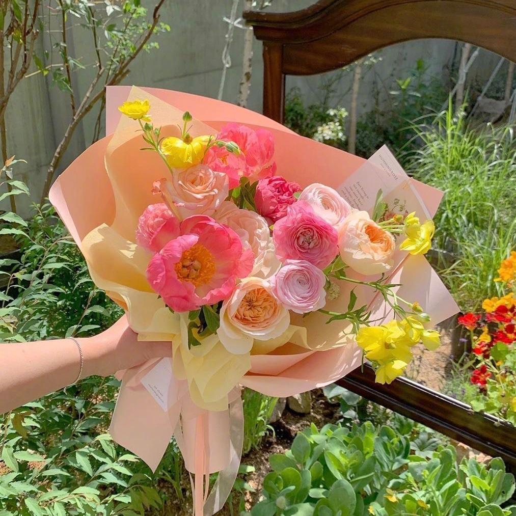 一束花带来一天好心情 第2张