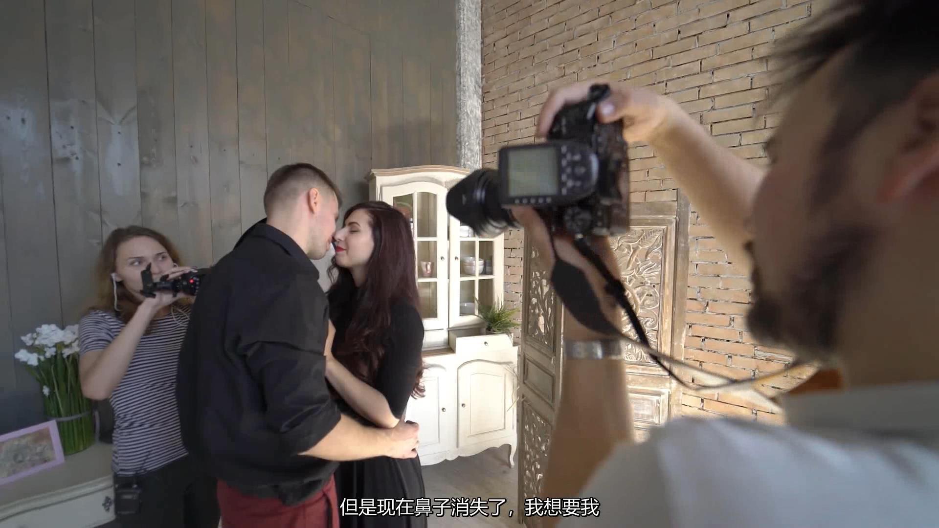摄影教程_Alexey Gaidin实践30多种人造光闪光灯摄影布光教程-中文字幕 摄影教程 _预览图13