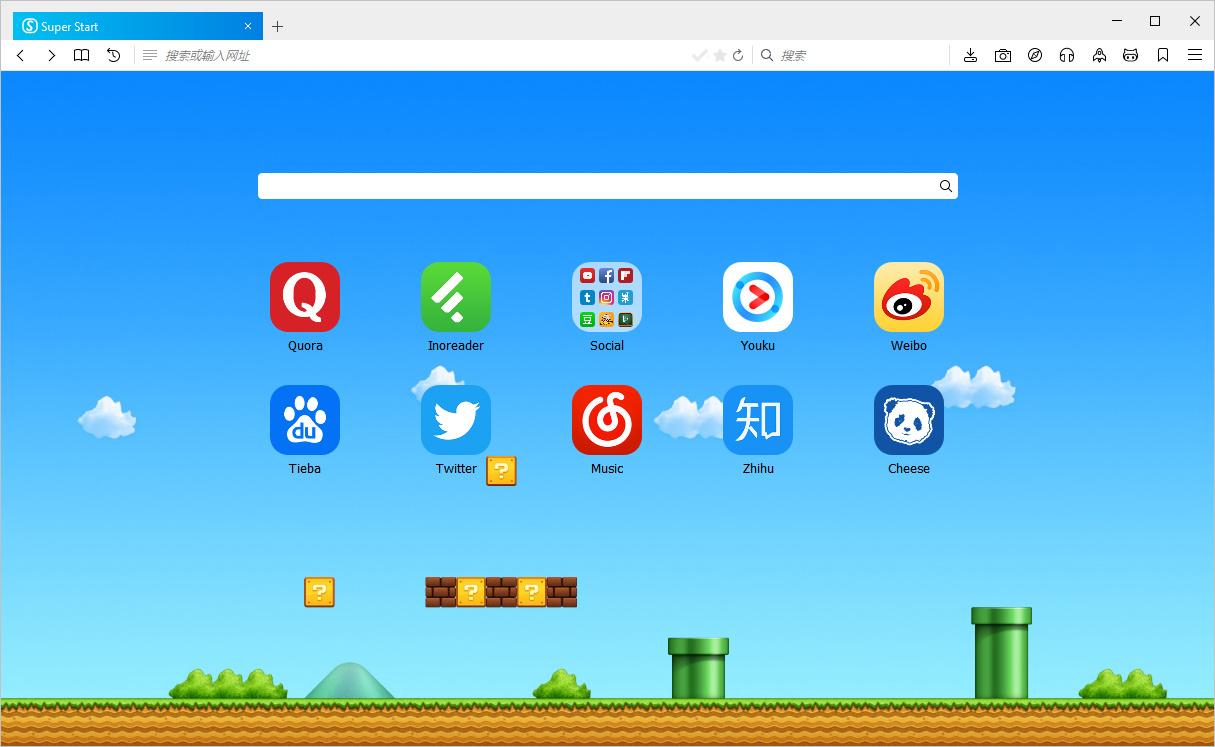 RunningCheese Firefox V9(传统版火狐)
