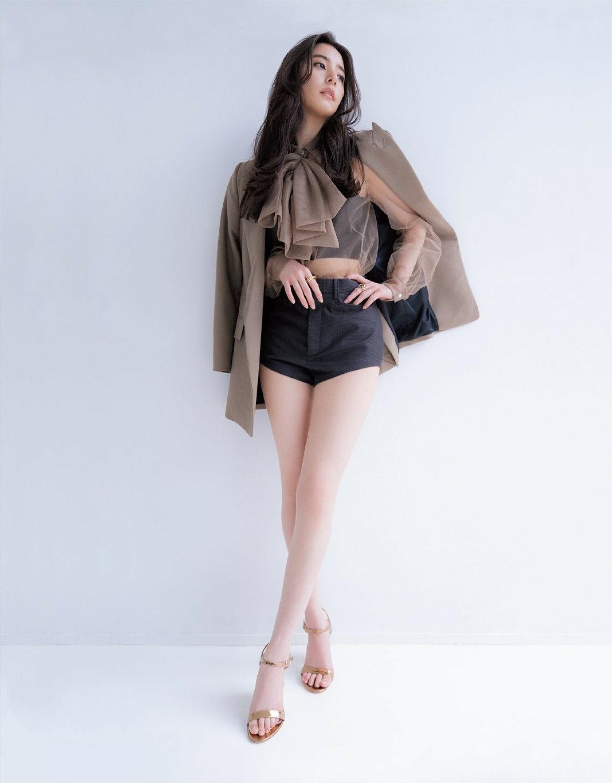 新木优子  美不美看大腿插图2