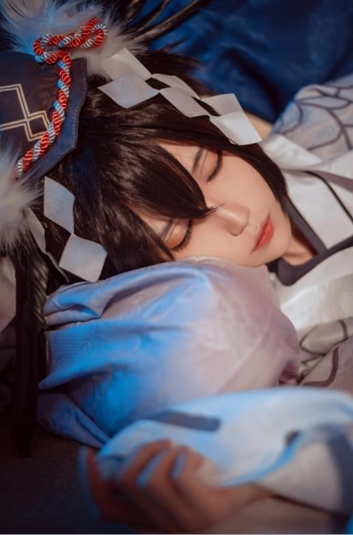 妖君白研 - NO.03 凹凸世界雷狮和风雷卡COS正片 (18)