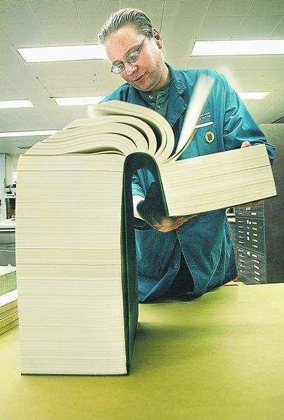 史上最厚的书
