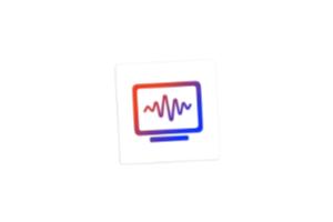 Network & Battery For Mac V11.0.3 实时网速显示和电池健康工具