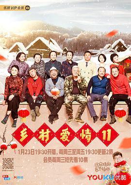 乡村爱情11的海报
