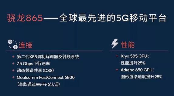 高通骁龙处理器丨骁龙765G什么水平,765G和865哪个好